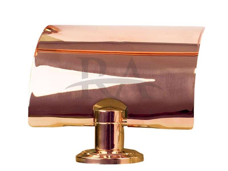 Papeleira em liga de cobre