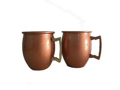 Canecas Moscow Mule 500 Ml Import