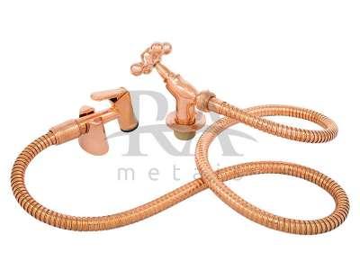 Ducha higiênica em liga de cobre