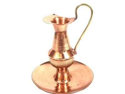 Jarra Marroquina miniatura em Cobre