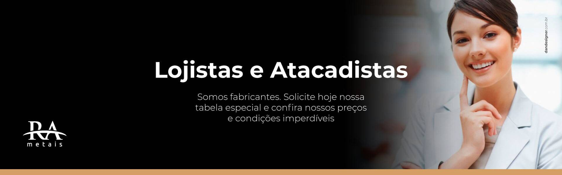 Lojistas e Atacadistas